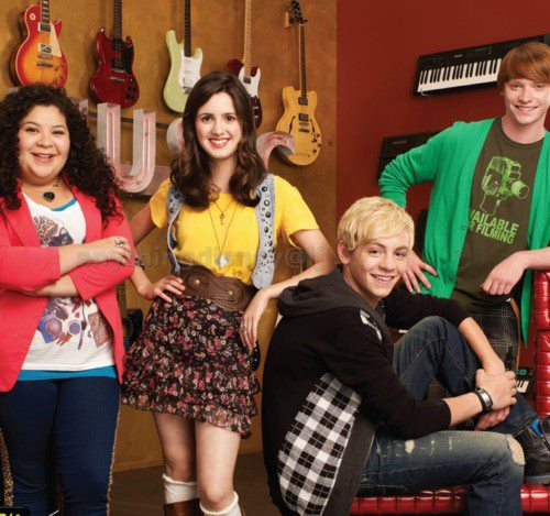 Austin and ally hookup real life